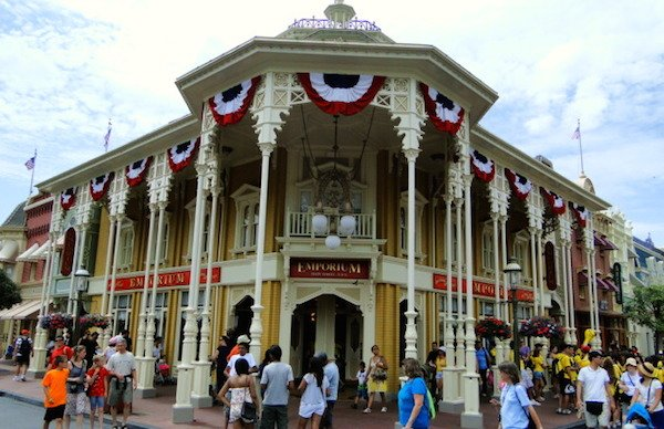 Magic Kingdom Emporium