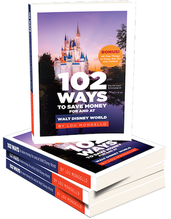 102-Ways-To-Save-Money-Walt-Disney-World-Lou-Mongello