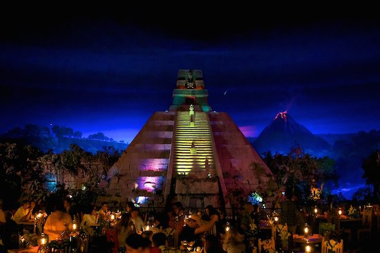 san angel inn Epcot